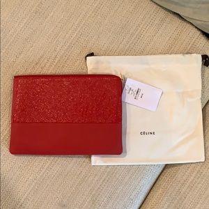 Celine envelope clutch